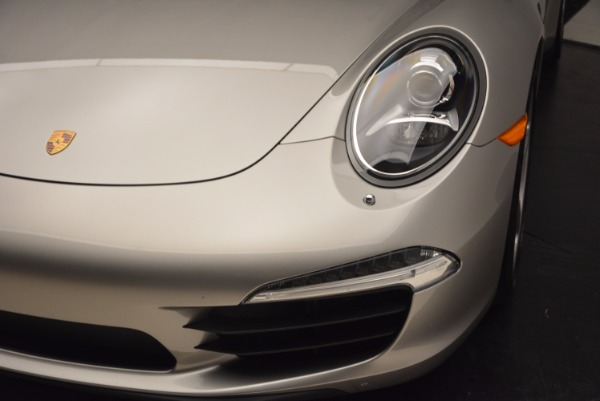 Used 2012 Porsche 911 Carrera S for sale Sold at Aston Martin of Greenwich in Greenwich CT 06830 15