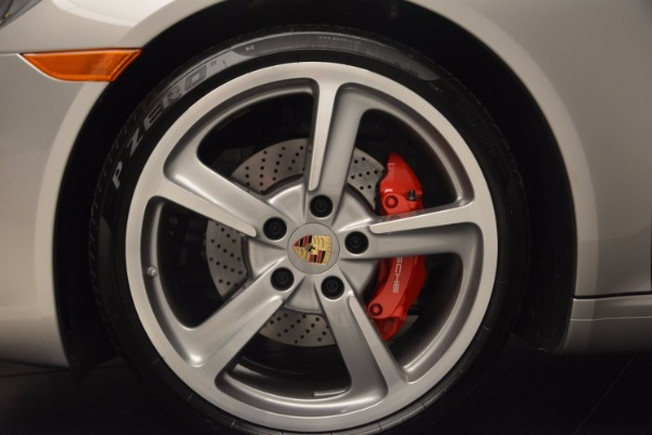 Used 2012 Porsche 911 Carrera S for sale Sold at Aston Martin of Greenwich in Greenwich CT 06830 16