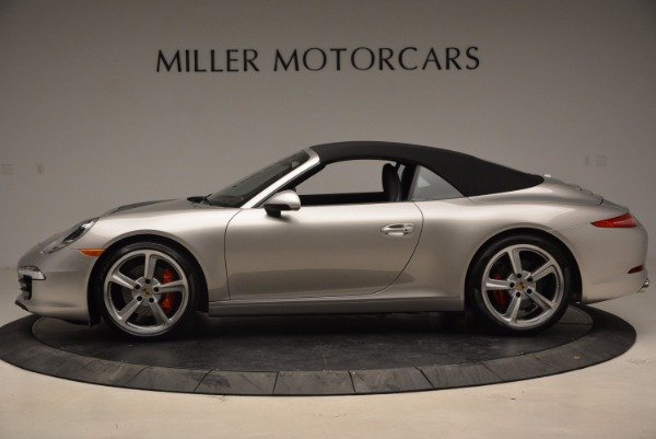 Used 2012 Porsche 911 Carrera S for sale Sold at Aston Martin of Greenwich in Greenwich CT 06830 2