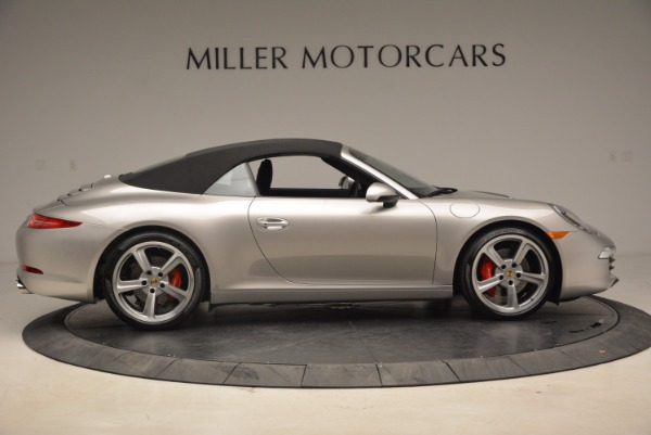 Used 2012 Porsche 911 Carrera S for sale Sold at Aston Martin of Greenwich in Greenwich CT 06830 4