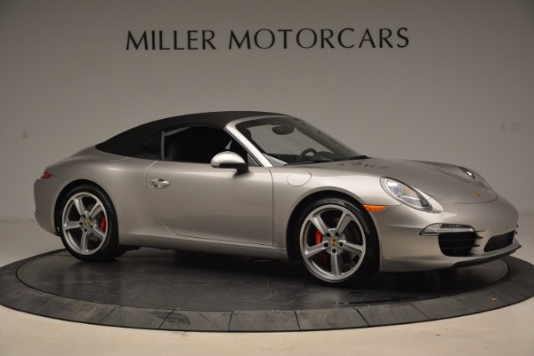 Used 2012 Porsche 911 Carrera S for sale Sold at Aston Martin of Greenwich in Greenwich CT 06830 5