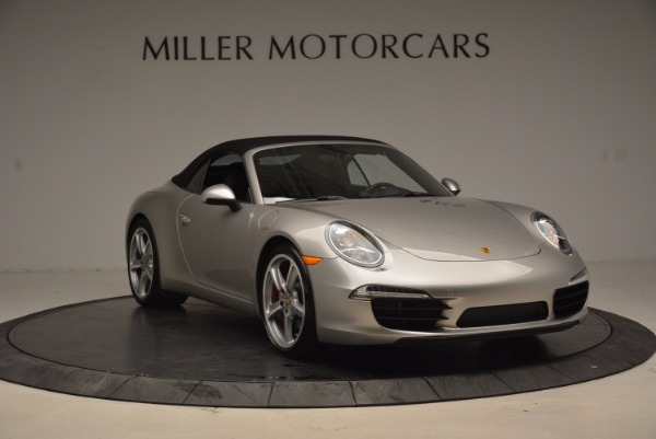 Used 2012 Porsche 911 Carrera S for sale Sold at Aston Martin of Greenwich in Greenwich CT 06830 6