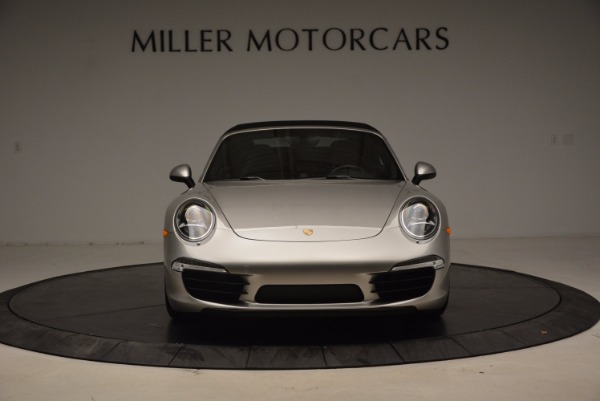 Used 2012 Porsche 911 Carrera S for sale Sold at Aston Martin of Greenwich in Greenwich CT 06830 7
