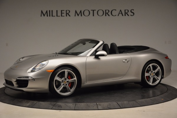 Used 2012 Porsche 911 Carrera S for sale Sold at Aston Martin of Greenwich in Greenwich CT 06830 8