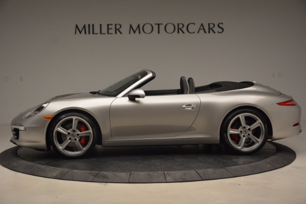 Used 2012 Porsche 911 Carrera S for sale Sold at Aston Martin of Greenwich in Greenwich CT 06830 9