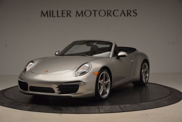 Used 2012 Porsche 911 Carrera S for sale Sold at Aston Martin of Greenwich in Greenwich CT 06830 1