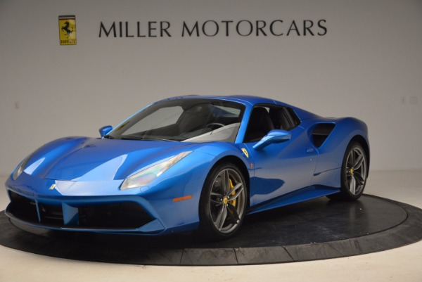 Used 2017 Ferrari 488 Spider for sale Sold at Aston Martin of Greenwich in Greenwich CT 06830 13