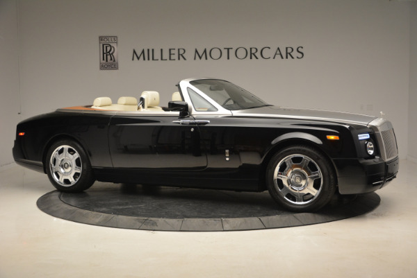 Used 2009 Rolls-Royce Phantom Drophead Coupe for sale Sold at Aston Martin of Greenwich in Greenwich CT 06830 11