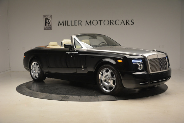 Used 2009 Rolls-Royce Phantom Drophead Coupe for sale Sold at Aston Martin of Greenwich in Greenwich CT 06830 12