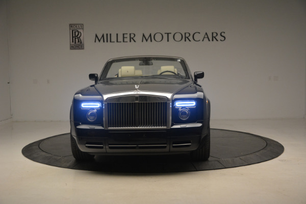 Used 2009 Rolls-Royce Phantom Drophead Coupe for sale Sold at Aston Martin of Greenwich in Greenwich CT 06830 13