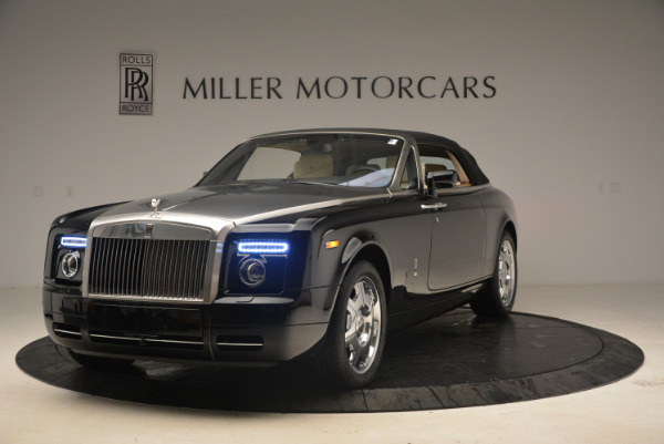 Used 2009 Rolls-Royce Phantom Drophead Coupe for sale Sold at Aston Martin of Greenwich in Greenwich CT 06830 14