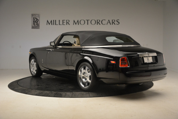 Used 2009 Rolls-Royce Phantom Drophead Coupe for sale Sold at Aston Martin of Greenwich in Greenwich CT 06830 17