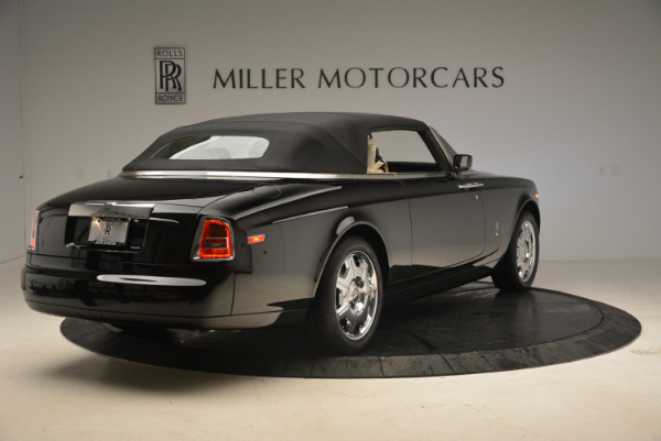 Used 2009 Rolls-Royce Phantom Drophead Coupe for sale Sold at Aston Martin of Greenwich in Greenwich CT 06830 19