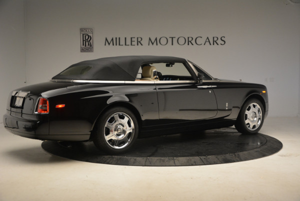Used 2009 Rolls-Royce Phantom Drophead Coupe for sale Sold at Aston Martin of Greenwich in Greenwich CT 06830 20