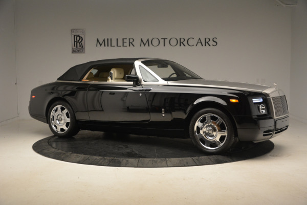 Used 2009 Rolls-Royce Phantom Drophead Coupe for sale Sold at Aston Martin of Greenwich in Greenwich CT 06830 22