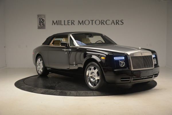 Used 2009 Rolls-Royce Phantom Drophead Coupe for sale Sold at Aston Martin of Greenwich in Greenwich CT 06830 23