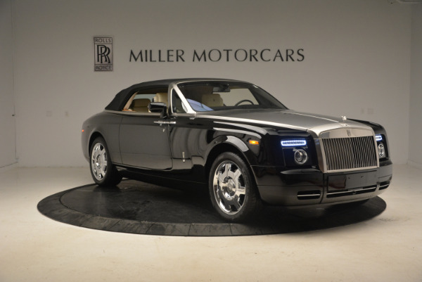 Used 2009 Rolls-Royce Phantom Drophead Coupe for sale Sold at Aston Martin of Greenwich in Greenwich CT 06830 24