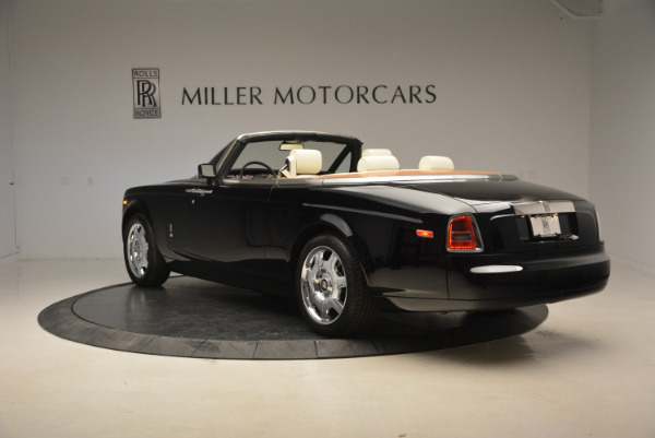 Used 2009 Rolls-Royce Phantom Drophead Coupe for sale Sold at Aston Martin of Greenwich in Greenwich CT 06830 5