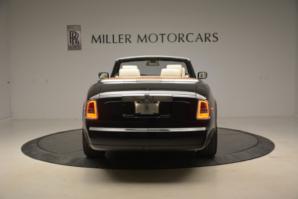 Used 2009 Rolls-Royce Phantom Drophead Coupe for sale Sold at Aston Martin of Greenwich in Greenwich CT 06830 6