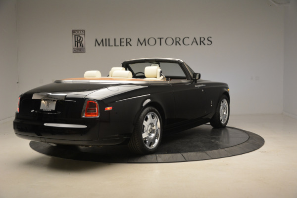 Used 2009 Rolls-Royce Phantom Drophead Coupe for sale Sold at Aston Martin of Greenwich in Greenwich CT 06830 8