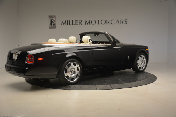 Used 2009 Rolls-Royce Phantom Drophead Coupe for sale Sold at Aston Martin of Greenwich in Greenwich CT 06830 9