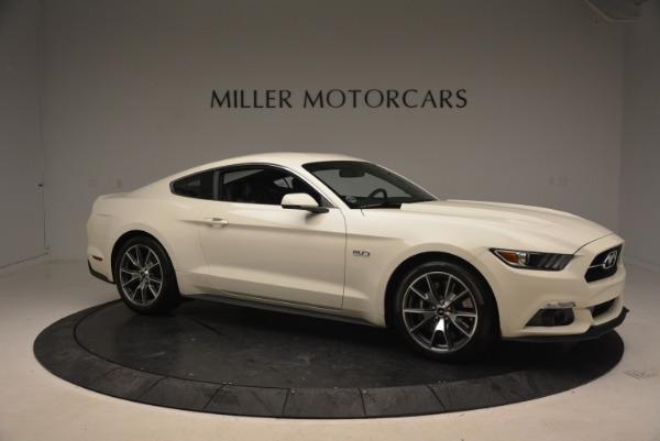 Used 2015 Ford Mustang GT 50 Years Limited Edition for sale Sold at Aston Martin of Greenwich in Greenwich CT 06830 10
