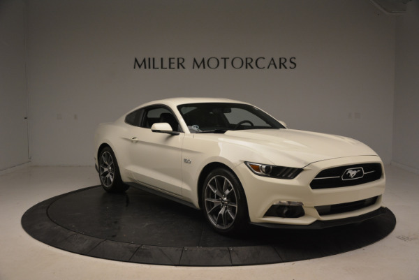 Used 2015 Ford Mustang GT 50 Years Limited Edition for sale Sold at Aston Martin of Greenwich in Greenwich CT 06830 11