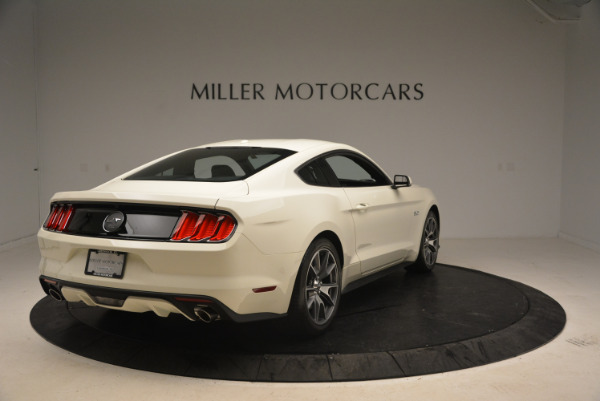 Used 2015 Ford Mustang GT 50 Years Limited Edition for sale Sold at Aston Martin of Greenwich in Greenwich CT 06830 7