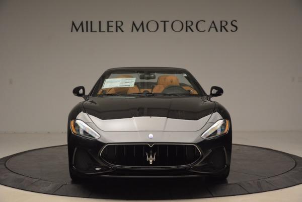 New 2018 Maserati GranTurismo Sport Convertible for sale Sold at Aston Martin of Greenwich in Greenwich CT 06830 12