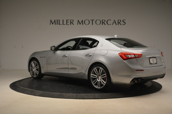 New 2018 Maserati Ghibli S Q4 for sale Sold at Aston Martin of Greenwich in Greenwich CT 06830 3