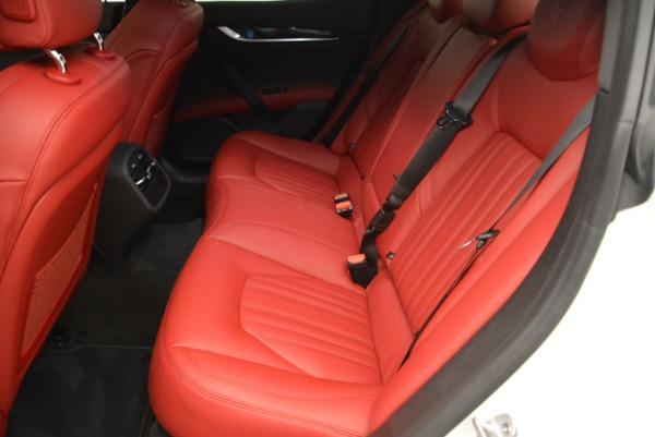 New 2018 Maserati Ghibli S Q4 for sale Sold at Aston Martin of Greenwich in Greenwich CT 06830 18