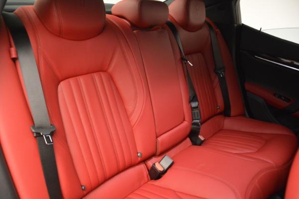 New 2018 Maserati Ghibli S Q4 for sale Sold at Aston Martin of Greenwich in Greenwich CT 06830 22