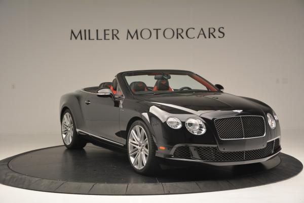 Used 2014 Bentley Continental GT Speed Convertible for sale Sold at Aston Martin of Greenwich in Greenwich CT 06830 11