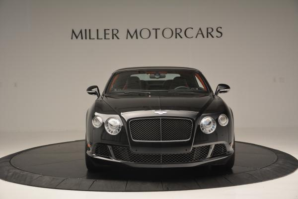 Used 2014 Bentley Continental GT Speed Convertible for sale Sold at Aston Martin of Greenwich in Greenwich CT 06830 13