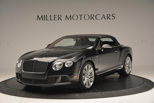 Used 2014 Bentley Continental GT Speed Convertible for sale Sold at Aston Martin of Greenwich in Greenwich CT 06830 14