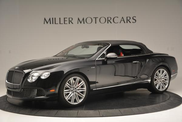 Used 2014 Bentley Continental GT Speed Convertible for sale Sold at Aston Martin of Greenwich in Greenwich CT 06830 15