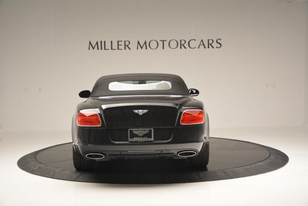 Used 2014 Bentley Continental GT Speed Convertible for sale Sold at Aston Martin of Greenwich in Greenwich CT 06830 19