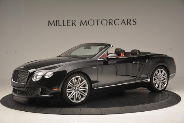 Used 2014 Bentley Continental GT Speed Convertible for sale Sold at Aston Martin of Greenwich in Greenwich CT 06830 2