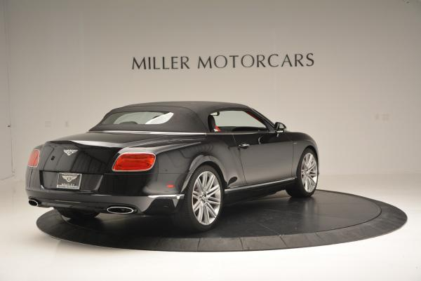 Used 2014 Bentley Continental GT Speed Convertible for sale Sold at Aston Martin of Greenwich in Greenwich CT 06830 20