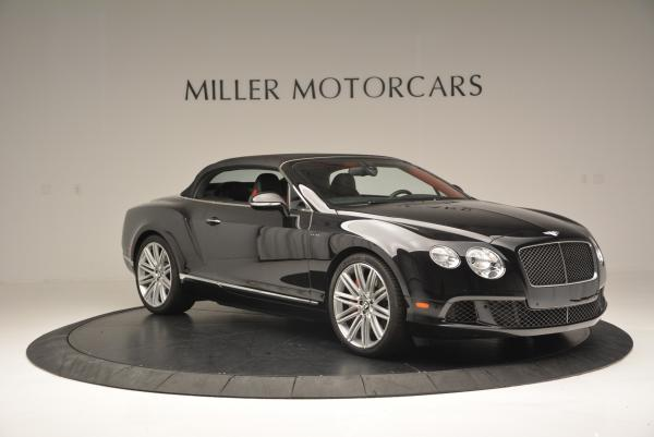 Used 2014 Bentley Continental GT Speed Convertible for sale Sold at Aston Martin of Greenwich in Greenwich CT 06830 23