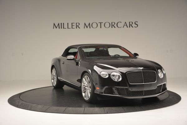 Used 2014 Bentley Continental GT Speed Convertible for sale Sold at Aston Martin of Greenwich in Greenwich CT 06830 24