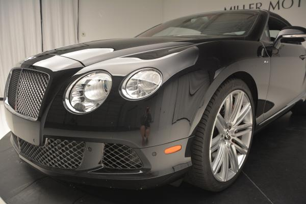 Used 2014 Bentley Continental GT Speed Convertible for sale Sold at Aston Martin of Greenwich in Greenwich CT 06830 26