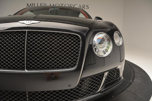 Used 2014 Bentley Continental GT Speed Convertible for sale Sold at Aston Martin of Greenwich in Greenwich CT 06830 27