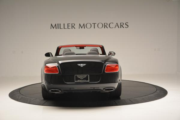 Used 2014 Bentley Continental GT Speed Convertible for sale Sold at Aston Martin of Greenwich in Greenwich CT 06830 6