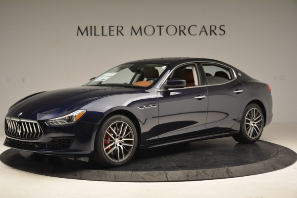 New 2018 Maserati Ghibli S Q4 for sale Sold at Aston Martin of Greenwich in Greenwich CT 06830 2