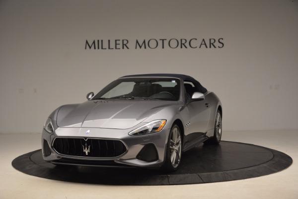 New 2018 Maserati GranTurismo Sport Convertible for sale Sold at Aston Martin of Greenwich in Greenwich CT 06830 2