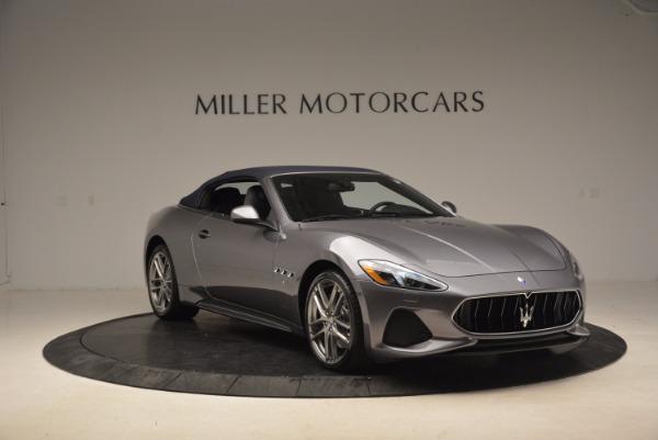 New 2018 Maserati GranTurismo Sport Convertible for sale Sold at Aston Martin of Greenwich in Greenwich CT 06830 21