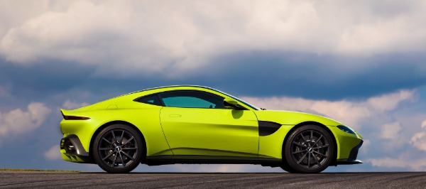 New 2019 Aston Martin Vantage for sale Call for price at Aston Martin of Greenwich in Greenwich CT 06830 2