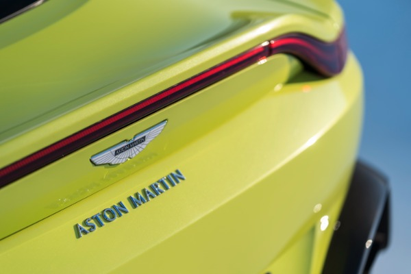 New 2019 Aston Martin Vantage for sale Call for price at Aston Martin of Greenwich in Greenwich CT 06830 5