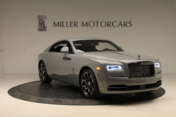 New 2018 Rolls-Royce Wraith Black Badge for sale Sold at Aston Martin of Greenwich in Greenwich CT 06830 10